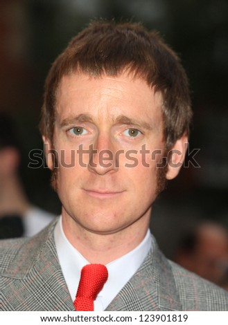 Bradley Wiggins arriving for the 2012 GQ Men Of The Year Awards, Royal Opera House, London. 05/09/2012 Picture by: Henry Harris - stock photo