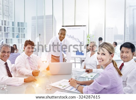 Brainstorming Discussion Assistance Advice Team Concept - stock photo