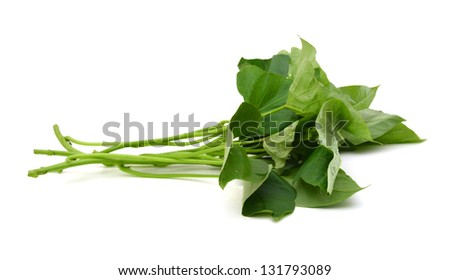 Belacan Yam Leaf (Sweet Potato Leaf) Recipes — Dishmaps