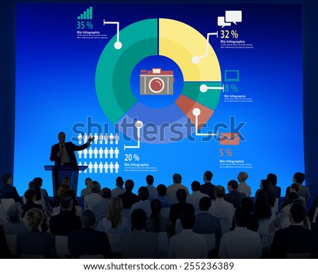 Brand Strategy Analysis Innovation Ideas Concept   - stock photo