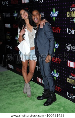 Brandon T. Jackson at Variety's 1st Annual Power Of Comedy Event, Club Nokia, Los Angeles, CA. 12-04-10