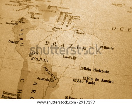 Brasil - stock photo