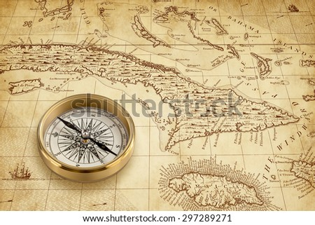 Caribbean Map Stock Photos Images Amp Pictures Shutterstock