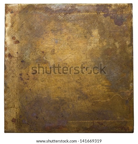 Brass Texture Plates uk Brass Plate Texture Old Metal
