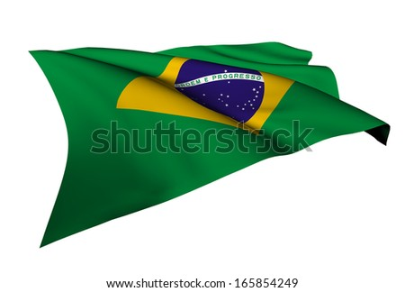 Brazil flag - collection no_5