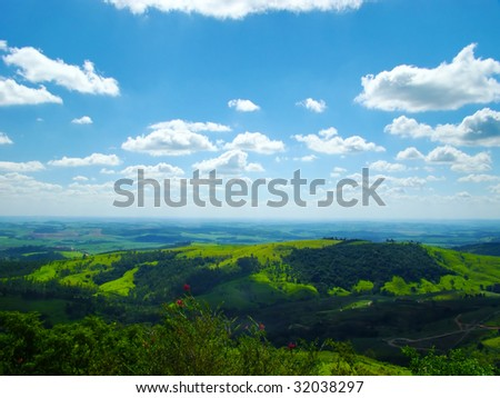 brazilian countryside