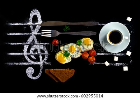 Breakfast Concept Notes Music ...