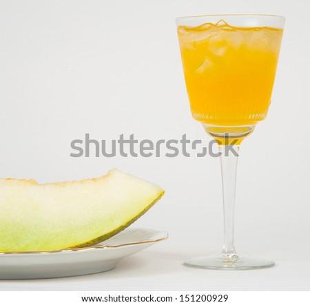 Breakfast for vegetarian  - stock photo