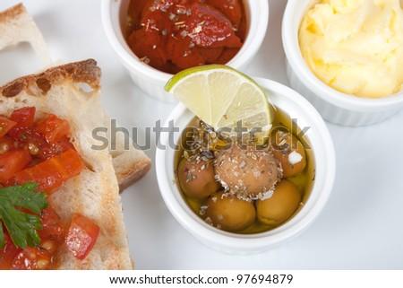 Breakfast Plate - stock photo