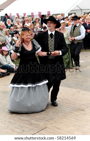 Line Dancing Outfits Stock Images, Royalty-Free Images ...