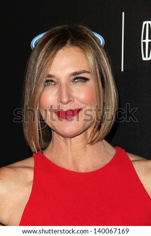 Brenda Strong at the 2013 Gracie Awards Gala, Beverly Hilton Hotel, Beverly Hills, CA 05-21-13