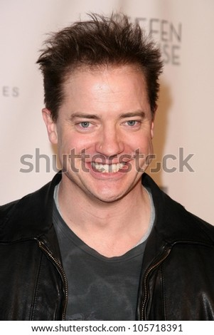 Brendan Fraser  at the Annual Backstage At The Geffen Gala. Geffen Playhouse, Los Angeles, CA. 03-09-09