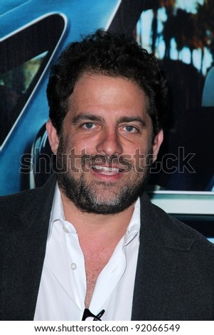 "Brett Ratner at HBO's ""His Way"" Los Angeles Premiere, Paramount Studios,  Hollywood, CA 03-22-11"