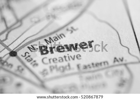 Brewer. Maine. USA