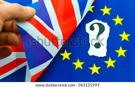 the exit of great britain from the european union and its disadvantages The implications and consequences of united  the relationship between great britain and european  sustaining great disadvantages due to its.