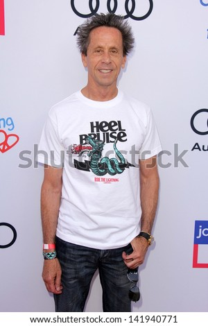 Brian Grazer at the 1st Annual Children Mending Hearts Style Sunday, Private Location, Beverly Hills, CA 06-09-13