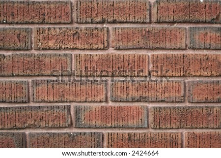 brick background - stock photo