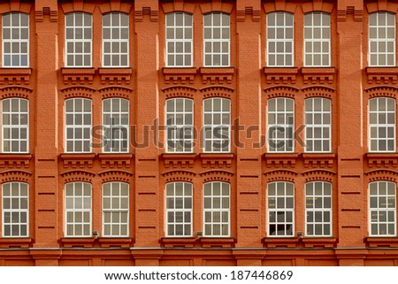 Brick House Stock Photos Images Pictures Shutterstock