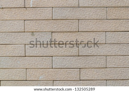 Brick Stone texture for background&wallpaper