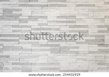 Brick tile wall pattern background   - stock photo