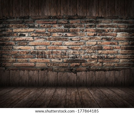 Wooden Burning House Old Stock Photos, Illustrations, and Vector Art