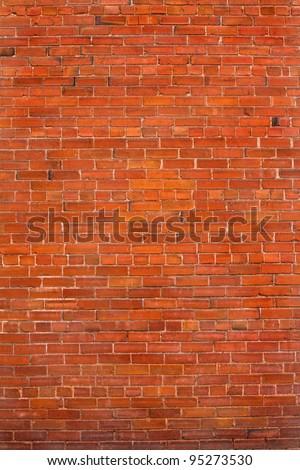 brick wall background texture - stock photo