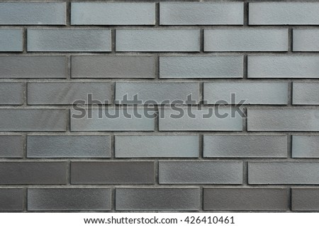 Brick Wall.Brick Wall Black.Brick Wall Background.Brick Wall Modern.Brick Wall Gray.Brick Wall Texture.Brick Wall Game.Wall Reconstruction.   - stock photo