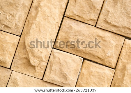 brick wall pattern background