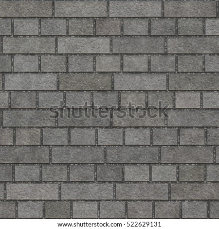 Brick wall texture, abstract background, digital illustration art work.