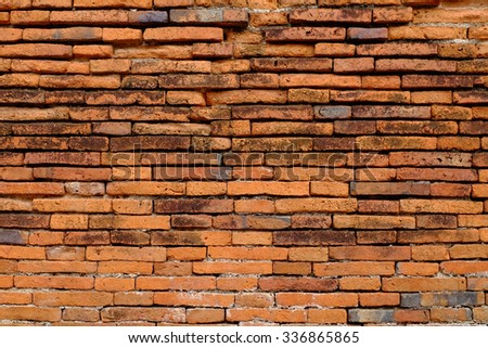 brick wall texture  and backgroud