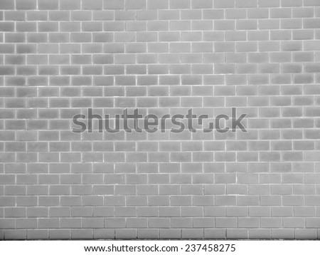 Brick wall texture background - stock photo