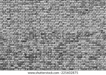 Bricked Wall Texture - stock photo