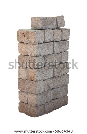 bricks - stock photo