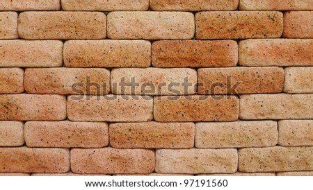 Bricks, Nice Texture - stock photo