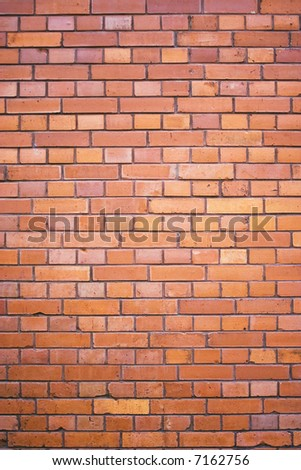 brickwall background - stock photo