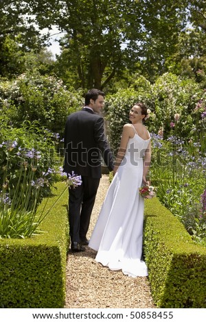 Prepossessing Mid Adult Bride Poolside Holding Bouquet Stock Photo   With Hot Bride And Groom Walking In Garden Back View With Divine Garden Leave Uk Employment Law Also Garden Center Bristol In Addition Garden Of Gethsemane John And In The Night Garden Pop Up Tent As Well As Patong Bay Garden Resort Additionally Pattaya Garden From Shutterstockcom With   Hot Mid Adult Bride Poolside Holding Bouquet Stock Photo   With Divine Bride And Groom Walking In Garden Back View And Prepossessing Garden Leave Uk Employment Law Also Garden Center Bristol In Addition Garden Of Gethsemane John From Shutterstockcom