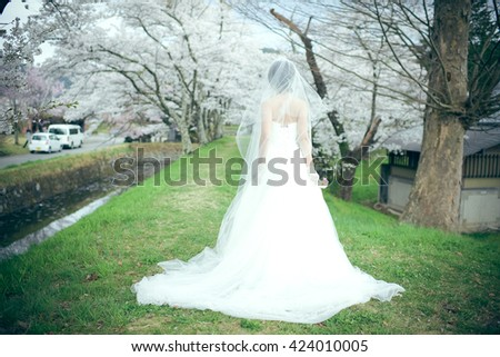 Bride image Wedding Wedding Dress