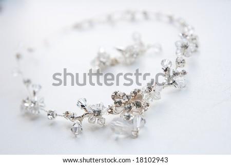 brides jewerly - stock photo