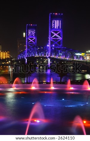 Bridge in Jacksonville