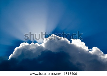 Bridge to Heaven - stock photo