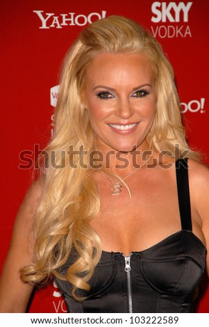 Bridget Marquardt at the Us Weekly Hot Hollywood Style 2009 party, Voyeur, West Hollywood, CA. 11-18-09