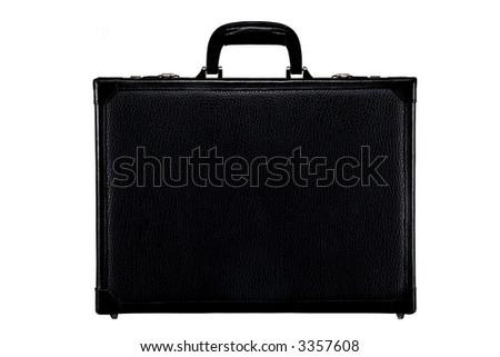 Briefcase-B - stock photo