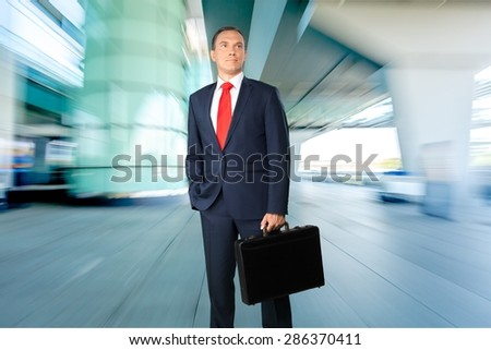 Briefcase, Men, Businessman.