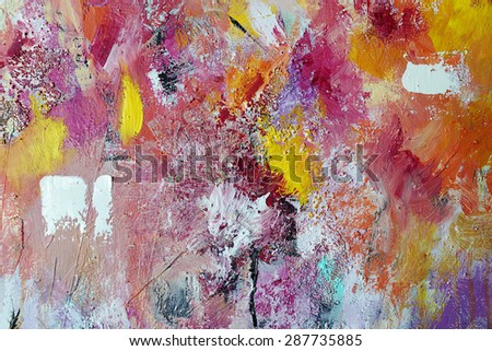 bright abstract background, close up - stock photo