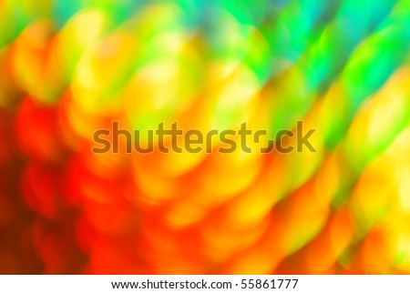 Bright abstract color blurred background - stock photo