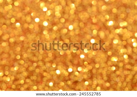 Bright and sparkling background / Abstract background / Celebration and holiday theme