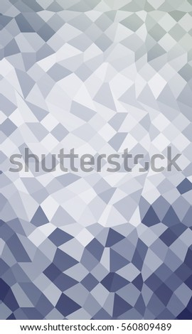 polygon background silver color vector illustration stock vector  bright background for greeting cards polygon background white silver color raster copy illustration