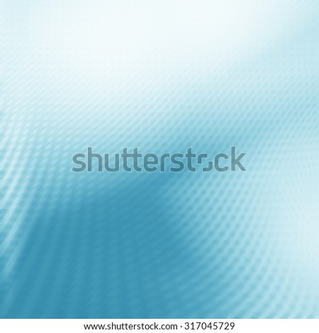 bright blue abstract background grid texture pattern - stock photo