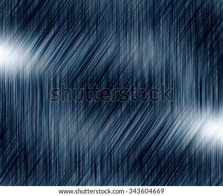 bright blue background with reflection