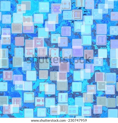 Blue tile background stock photo 23149882 shutterstock Bright blue tile